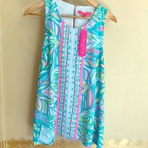 Lilly Pulitzer Lyle Top xl